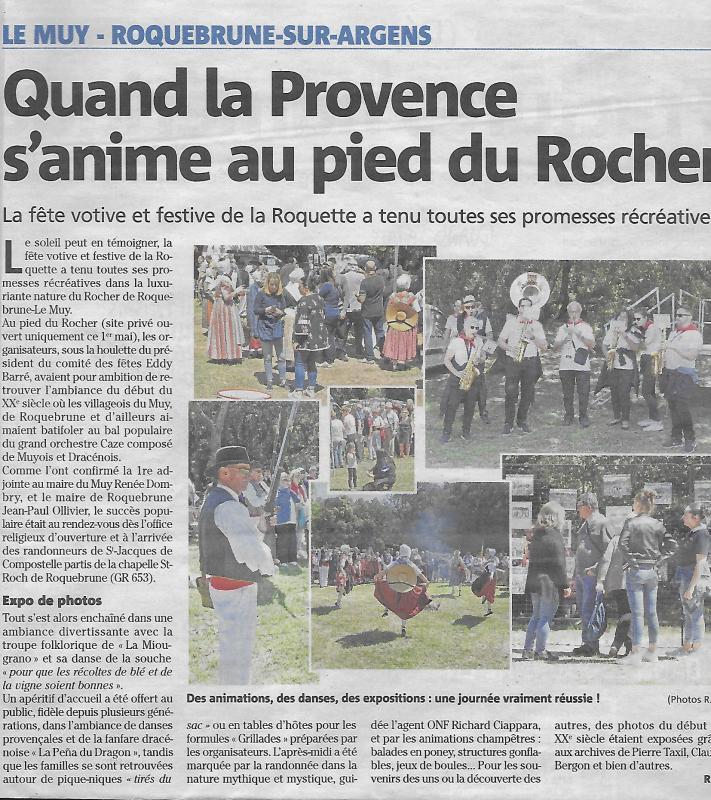 Roquette 2019